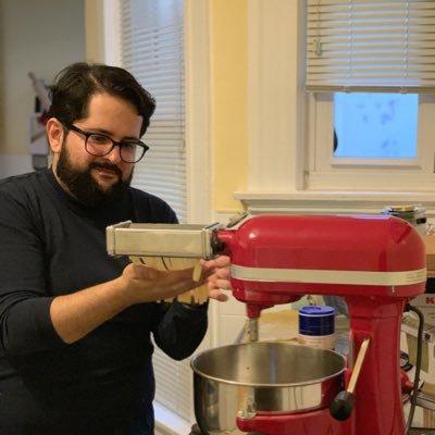 Ricardo fa la pasta fresca in casa
